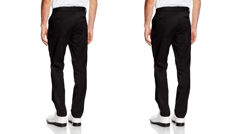 Mẫu quần golf dành cho nam