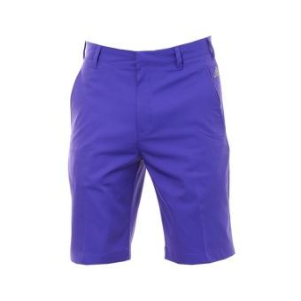 Quần short golf nam Adidas ClimaLite 3-Stripe