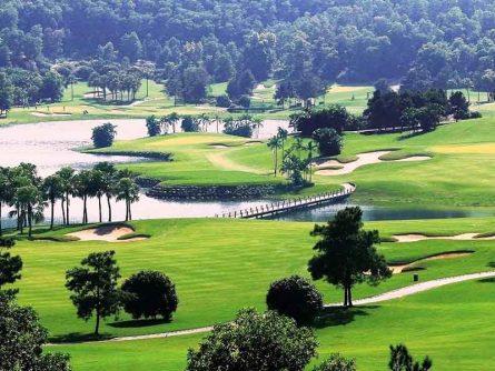 Sân golf Đầm Vạc
