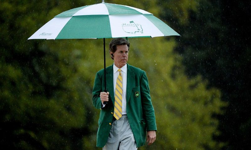 Ông Fred Ridley - Chủ tịch Augusta National