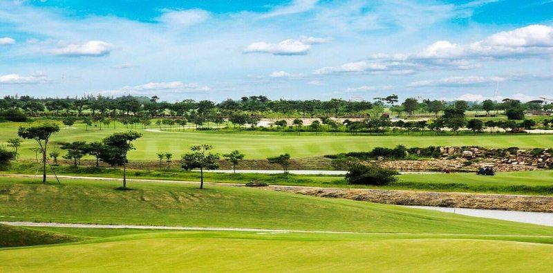 Sân Golf Harmonie Golf Park được thiết kế sang trọng, đẳng cấp