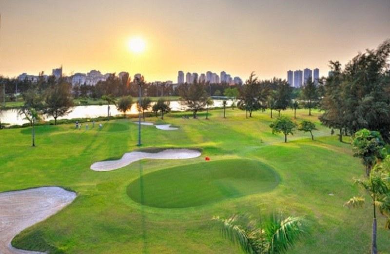 Sân golf Bình Dương đẳng cấp nhất hiện nay - Twin Doves