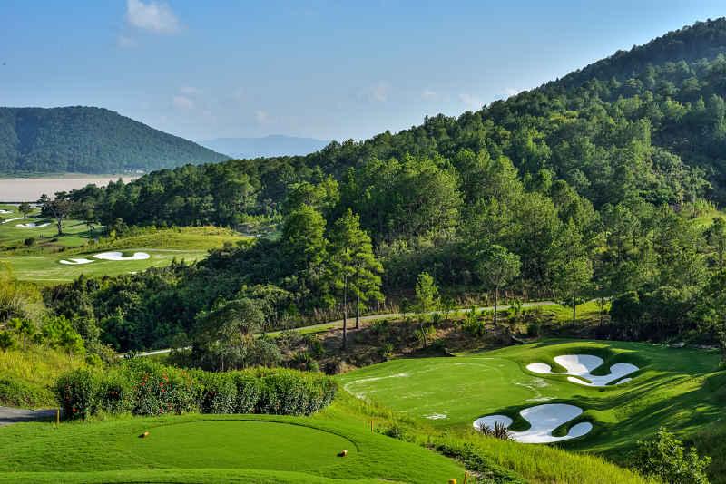 Đà Lạt Palace - Sân golf hàng đầu Châu Á