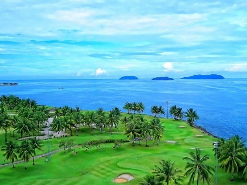 Sân golf BRG Đà Nẵng resort