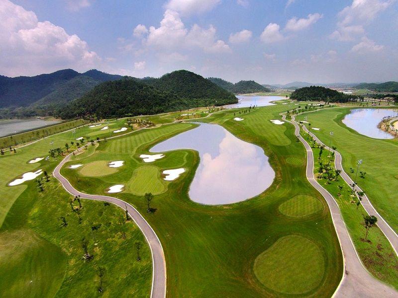 Sân golf Hà Nội Legend Hill