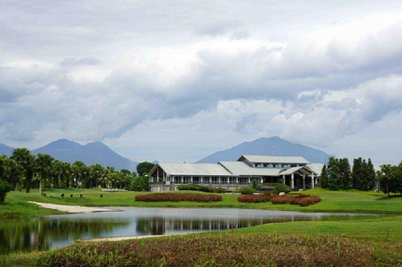 Sân golf Đầm Vạc là sân golf đạt tiêu chuẩn 5 sao