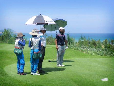 Sân golf Hà Tĩnh Xuân Thành chính là cái nôi thu hút khách du lịch về đây chơi golf