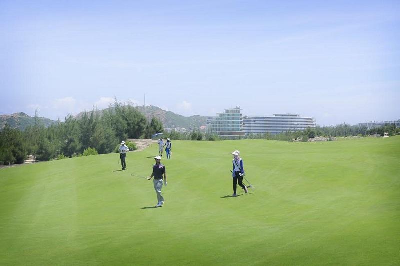 Sân golf Xuân Thành đã và đang phát triển tốt, thu hút golfer đến để trải nghiệm