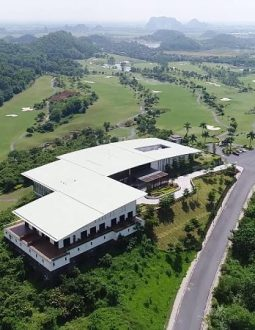 Hình ảnh sân golf Hoàng Gia