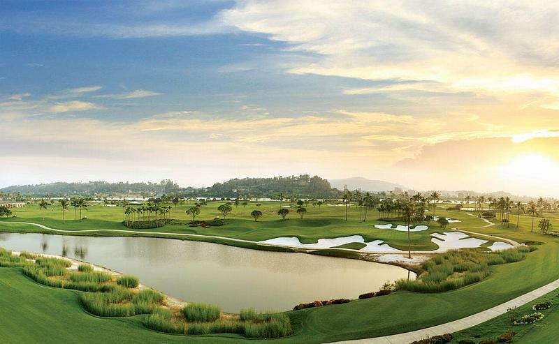 Sân golf Legend Hill với thiết kế độc đáo cùng phong cảnh thiên nhiên tuyệt đẹp
