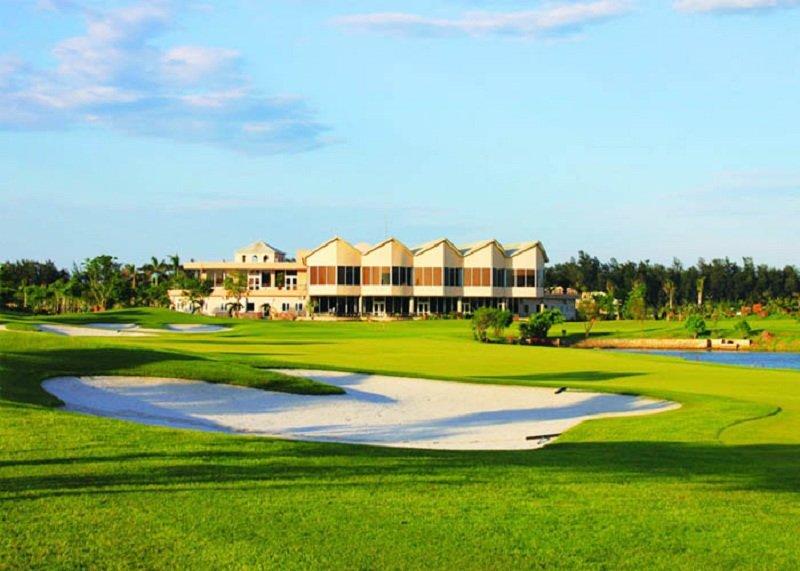 Cửa Lò Golf Resort thuộc top 10 sân golf lớn nhất Việt Nam ấn tượng nhất