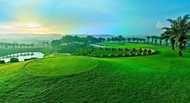 Sân Golf Long Thành là một trong những địa điểm yêu thích của các golfer phía Nam