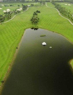 sân chơi golf long biên