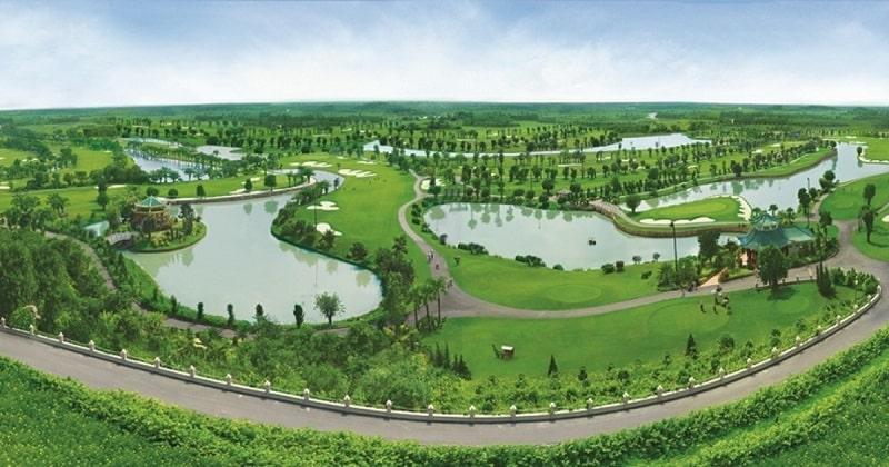 Sân golf Long Thành sở hữu nhiều dịch vụ đẳng cấp