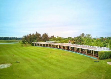 sân golf móng cái