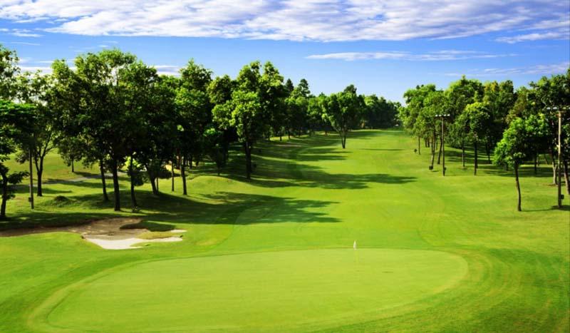 Taekwang Jeongsan Country Club sở hữu các dịch vụ tiện ích
