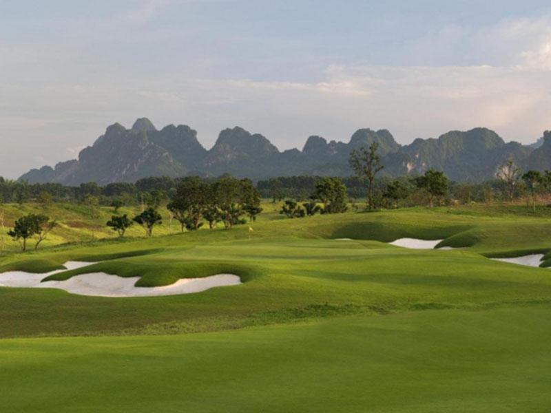 Sân Sky Course được nhiều golfer yêu thích