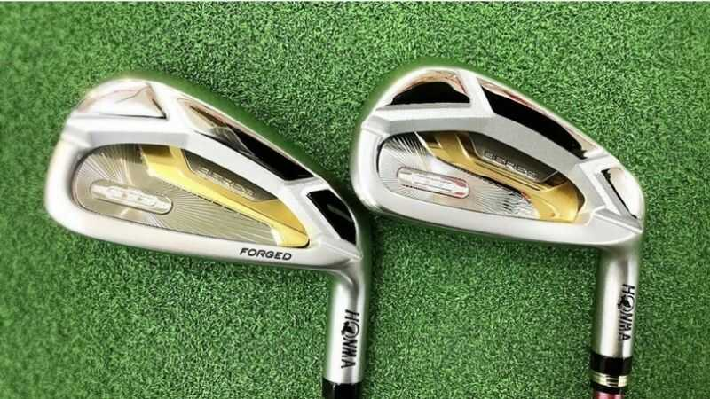 So sánh Honma Beres B-07 hay Kenichi Golf 5 sao