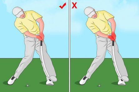 Kỹ thuật swing golf với 3 bước căn bản, chi tiết cập nhật mới nhất