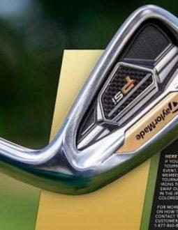Vẻ đẹp cuốn hút củagậy golf Taylormade