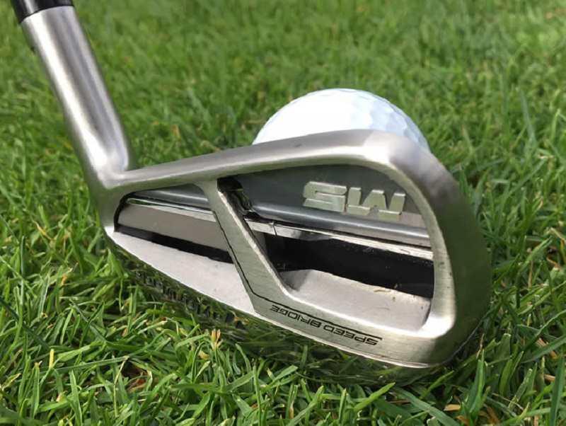 Taylormade golf M5 iron set mang đến những cú đánh chuẩn xác nhất