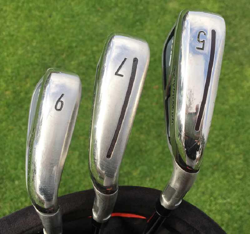 Gậy Taylormade golf M5 được chia thành nhiều phiên bản khác nhau