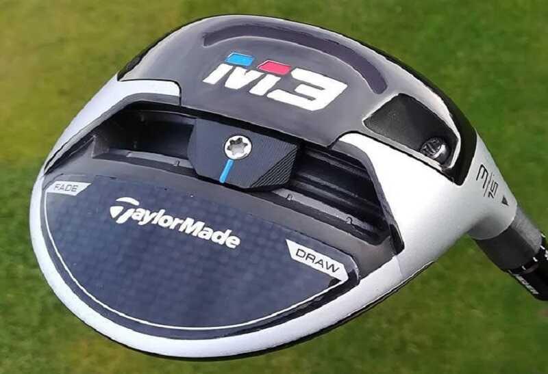 Đầu gậy Fairway M3 có khả năng điều chỉnh tốc độ đánh của golfer tốt hơn