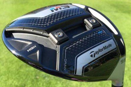 Đầu gậy Driver Taylormade M3 irons giúp người chơi tạo được quỹ đạo bóng và độ xoáy tối ưu nhất