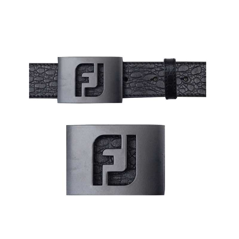Mẫu thắt lưng Leather Croco Print