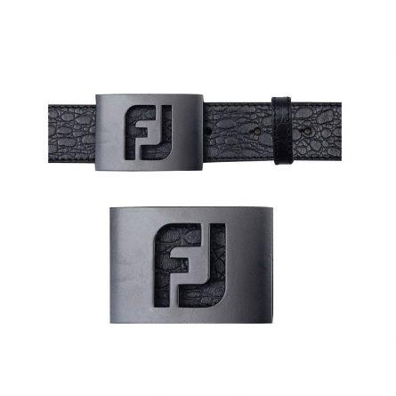 Thắt lưng golf FootJoy Leather Croco Print