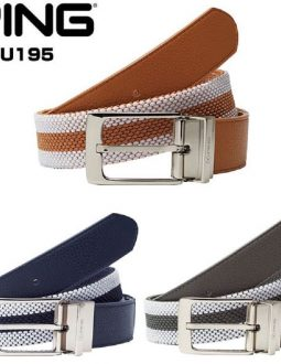 Thắt lưng Ping APPAREL BELTS-MENS AC-U195