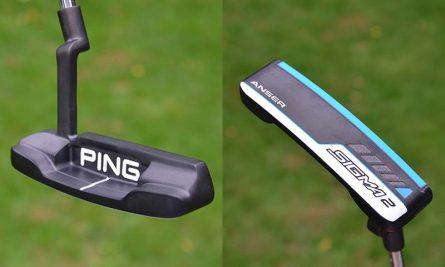 Gậy Golf Ping chủ yếu được sản xuất từ chất liệu Cacbon Composite cao cấp