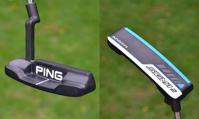 Gậy Golf Ping chủ yếu được sản xuất từ chất liệu Cacbon Composite cao cấp tạo