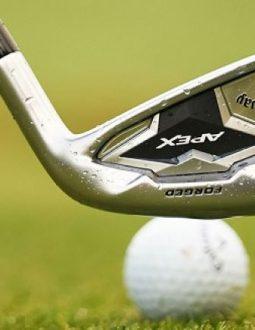 Callaway Golf là cái tên quen thuộc trong top thương hiệu gậy iron sets