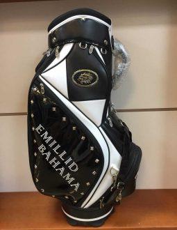 Túi gậy golf Grand Prix Bahama đen