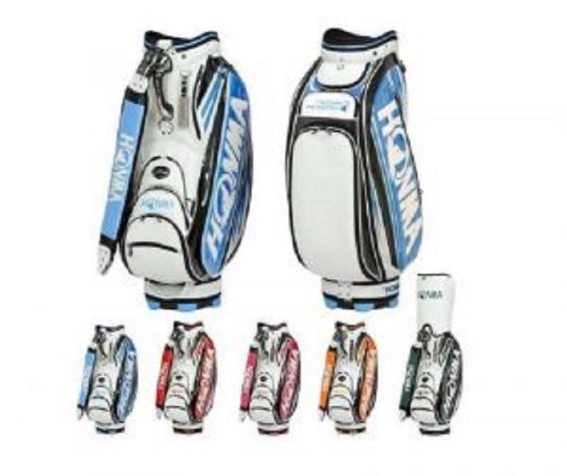 Túi golf CB 3201 được thiết kế tinh tế với màu sắc nổi bật