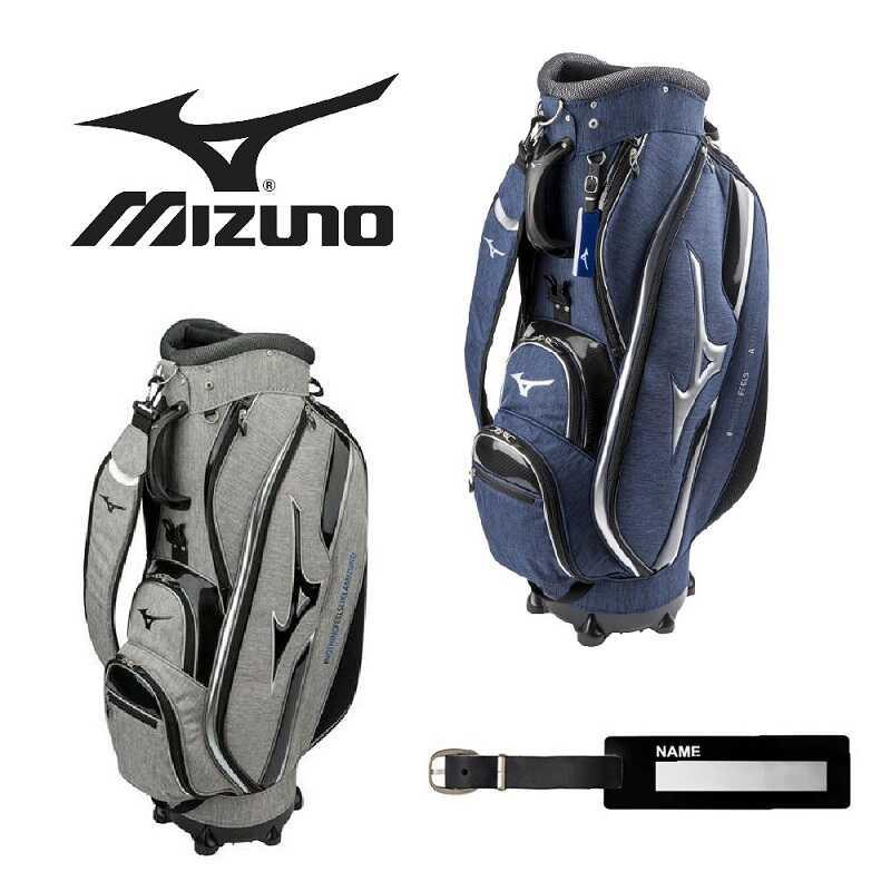 Túi gậy golf Mizuno Caddie Bag thiết kế đơn giản nhưng ấn tượng