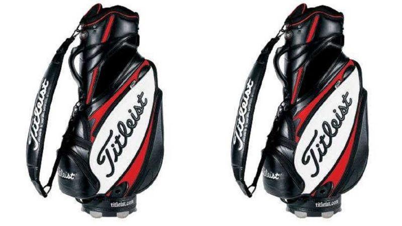 Túi đựng gậy golf Titleist Tour Staff