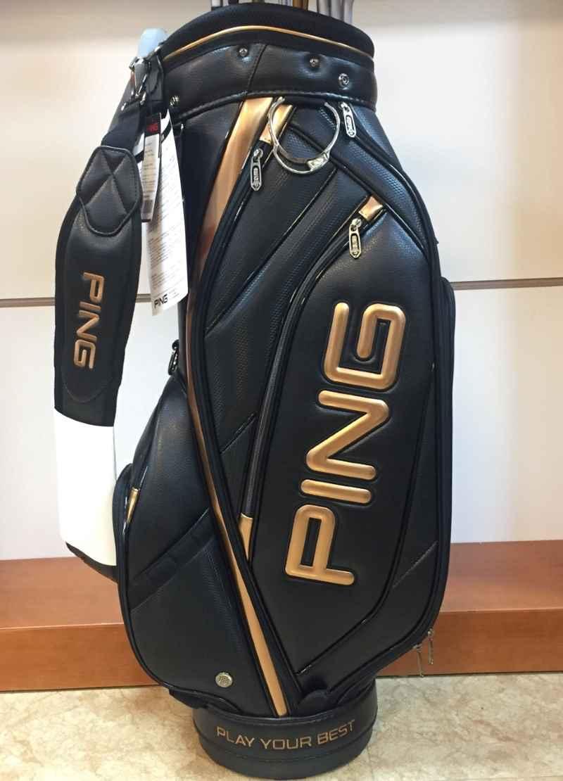 Túi golf Ping sang trọng