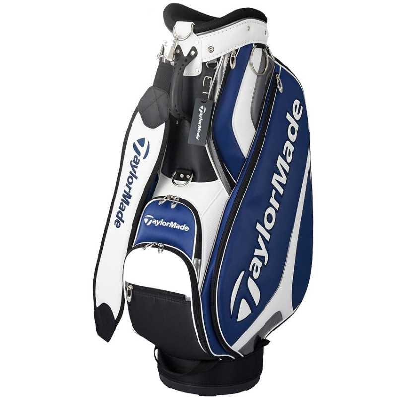 Mẫu túi được thiết kế nổi bật với tông màu xanh dương và trắng
