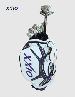 """Túi gậy golf XXIO 9.5"""" Replica Cart Bag (GGC-1485I) - White"""