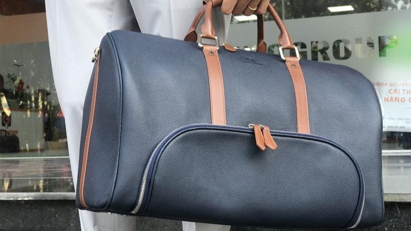 Túi được thiết kế chau chuốt, sử dụng chất liệu cao cấp
