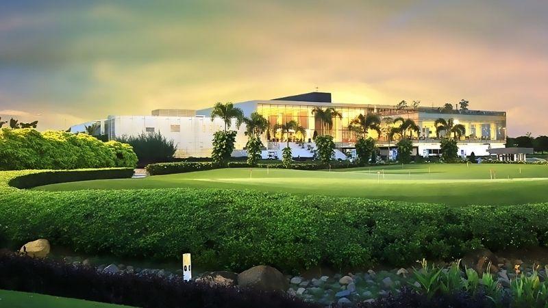 Giới thiệu về sân Twin Doves Golf Club