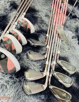 Bộ gậy golf Victory.G Kenichi Lady