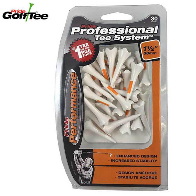 Pride Golf Tee PTS Evolution 1-1/2″ 30P Pak (Article EV11230) là phụ kiện quan trọng