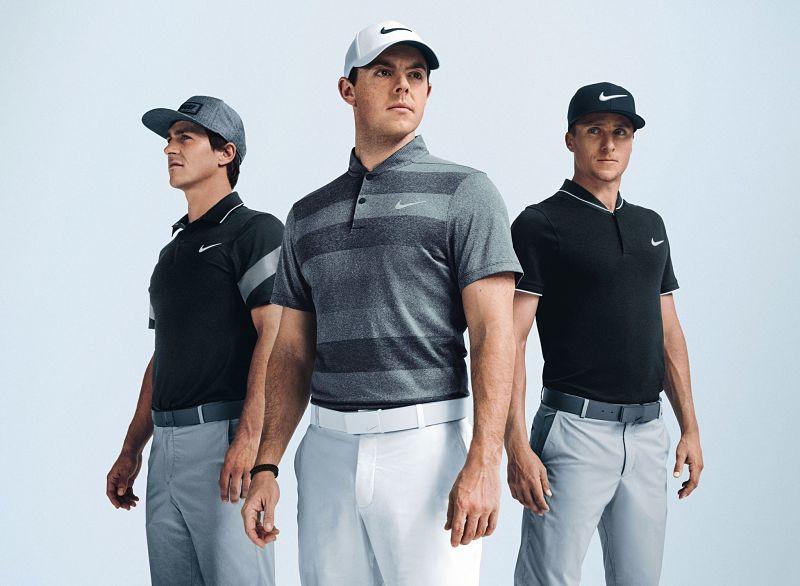Áo thun golf là mẫu áo được nhiều gôn thủ yêu thích
