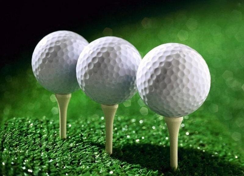 Bóng chơi cho bộ môn thể thao quý tộc - Golf