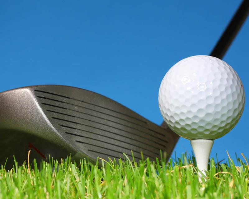 Bóng golf mới có nhiều ưu điểm