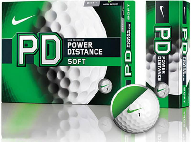 Bóng golf Nike có nhiều phân khúc để người chơi thoải mái lựa chọn