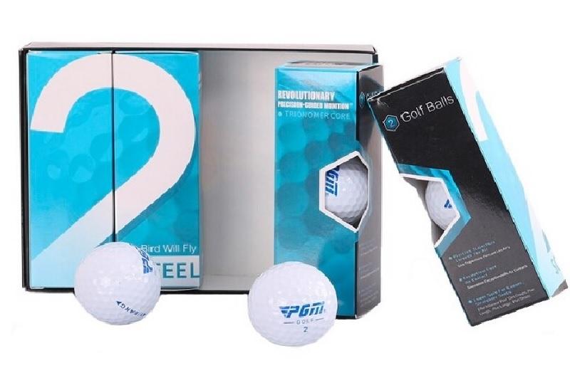 Nếu là dân chơi golf chuyên nghiệp thì hộp sản phẩm gồm 3 bóng sẽ là sự lựa chọn phù hợp cho việc tập luyện thoải mái nhất